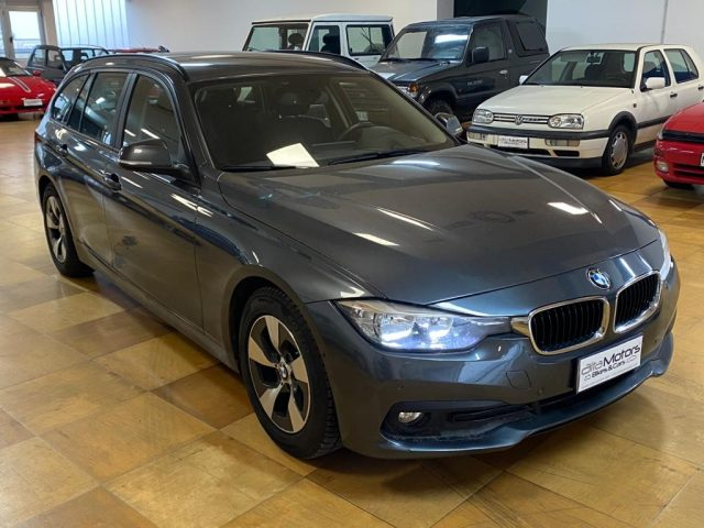 BMW 320 d Efficient Dynamics Touring