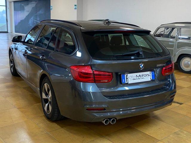 Immagine di BMW 320 d Efficient Dynamics Touring