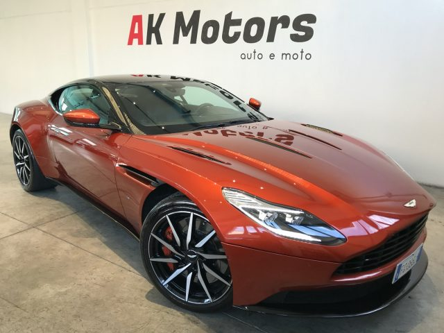 ASTON MARTIN DB11 V12 Launch Edition Coupé