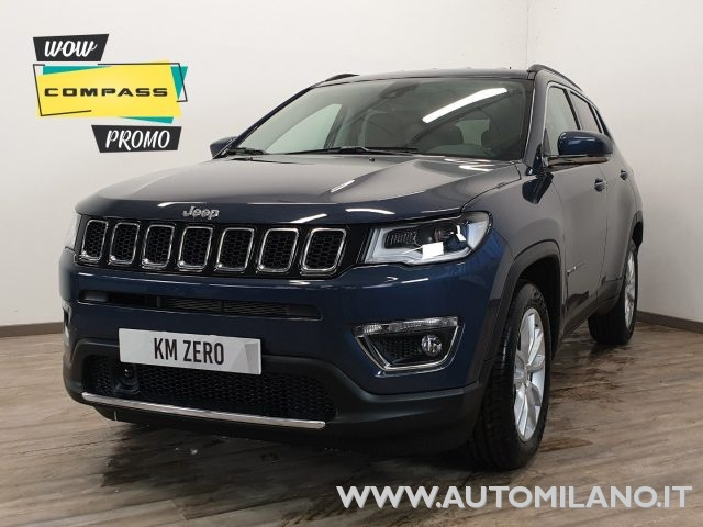 JEEP Compass 1.3 Turbo T4 2WD Limited - Promo WOW