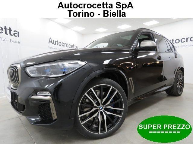 BMW X5 M50 d 400hp *Nuova