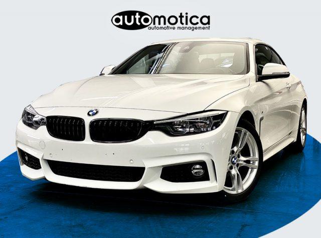BMW 420 i Cabrio Msport