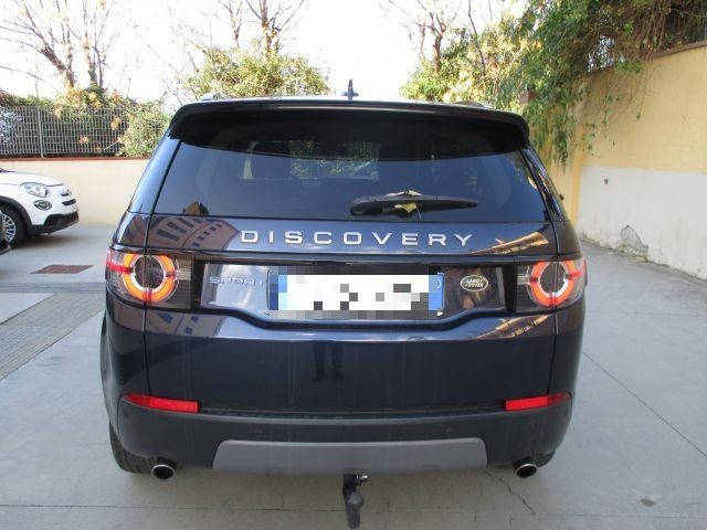 LAND ROVER Discovery Sport Discovery Sport 2.0 TD4 150 CV SE