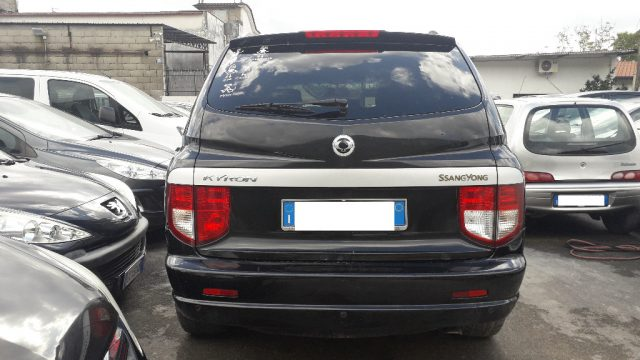 Immagine di SSANGYONG Kyron New 2.0 XVT 4WD Luxury