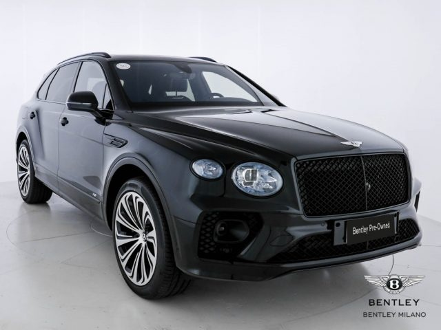 BENTLEY Bentayga NEW Bentayga V8 FIRST EDITION