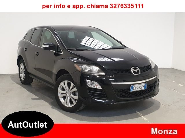 MAZDA CX-7 2.2L CD Sport Tourer 4x4
