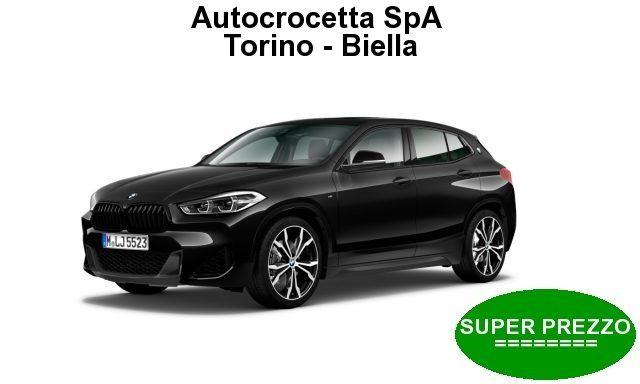 BMW X2 xDrive20d Msport Nuova