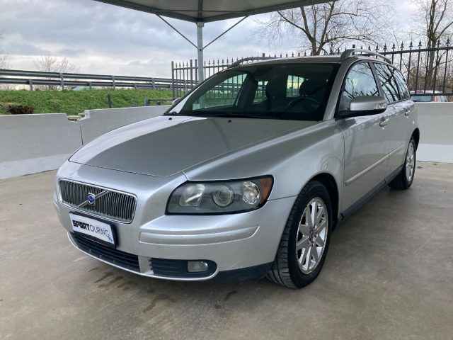 VOLVO V50 2.4 D5 cat AUTOMATICA Kinetic KM VERI