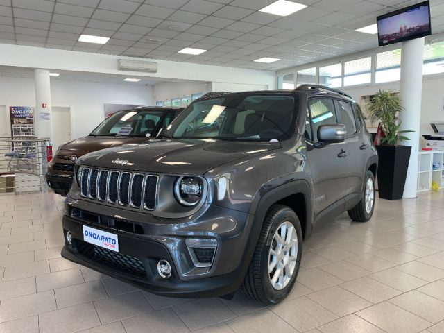 JEEP Renegade 1.6 Mjt DDCT  Limited #LED #NAVI 8.4 quot;#Function