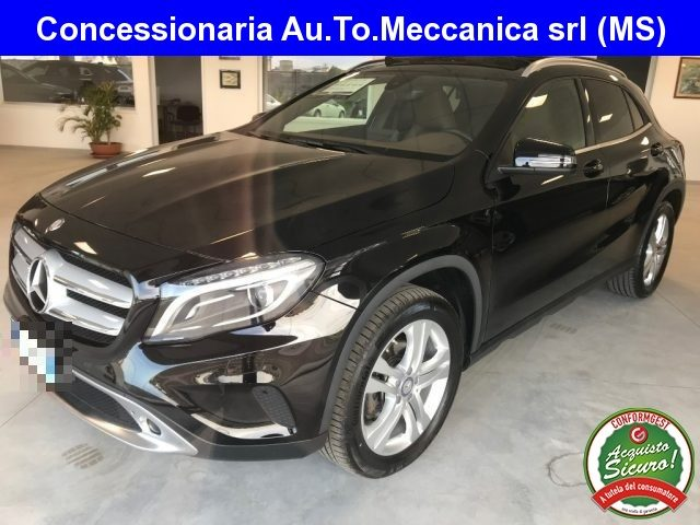 MERCEDES-BENZ GLA 200 d Enduro