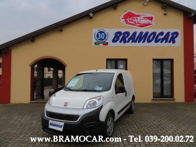FIAT Fiorino 1.3 MJT 95cv CARGO SX (FURGONE) - 2 POSTI - KM 48m