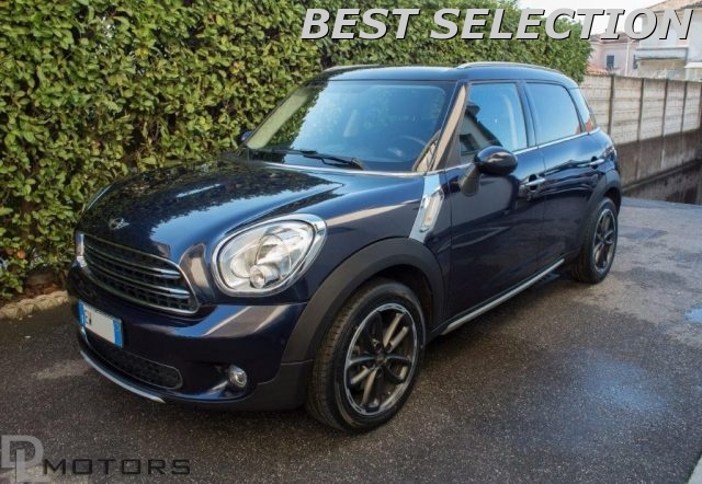 MINI Countryman Mini Cooper D Business Countryman ALL4 Automatica