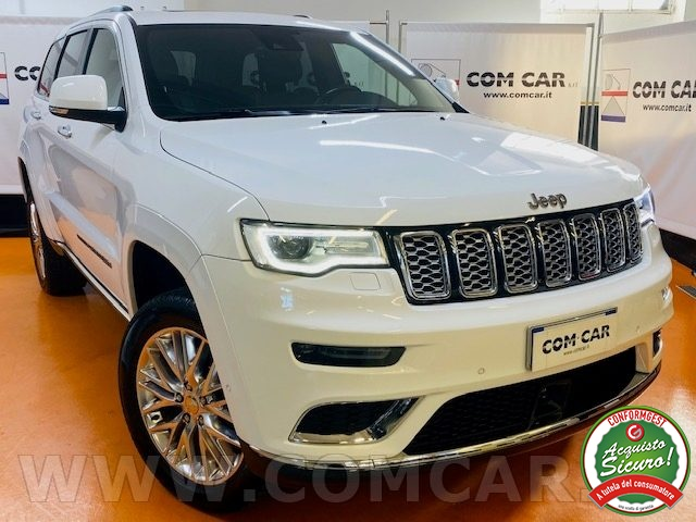 Immagine di JEEP Grand Cherokee 3.0 V6 CRD 250 CV Multijet II Summit