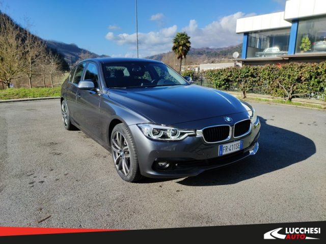BMW 320 d xDrive Business Advantage automatico