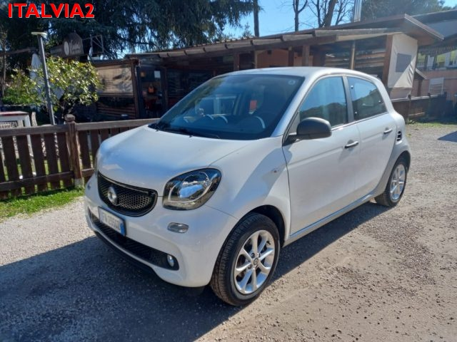 SMART ForFour 70 1.0 twinamic Youngster PELLE-NAVI- AZIENDALE