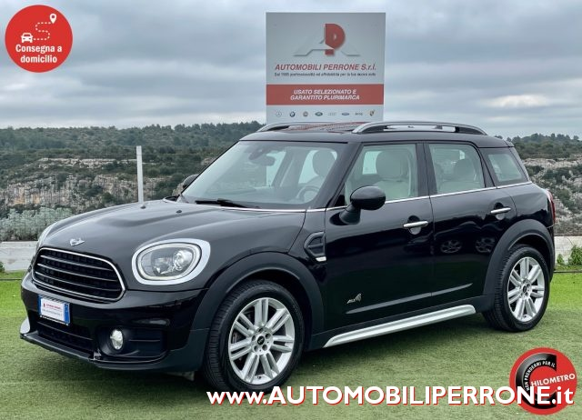 MINI Countryman 2.0 Cooper D 150cv Hype ALL4 (Tetto/Auto/Navi/LED)