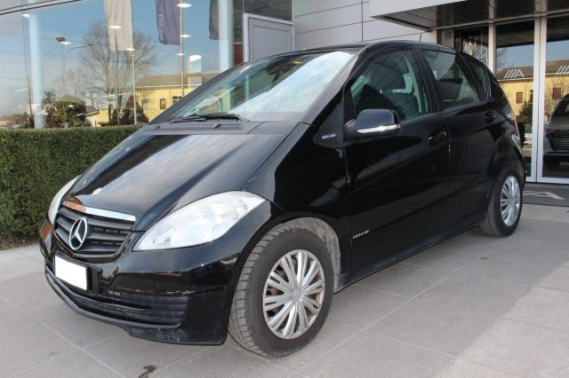 MERCEDES-BENZ A 160 Nero pastello