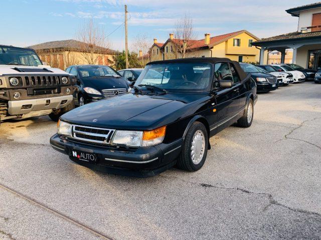 SAAB 900 i turbo 16 Cabriolet    - IMMACOLATA -