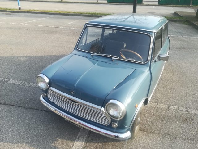 INNOCENTI Mini MATIC