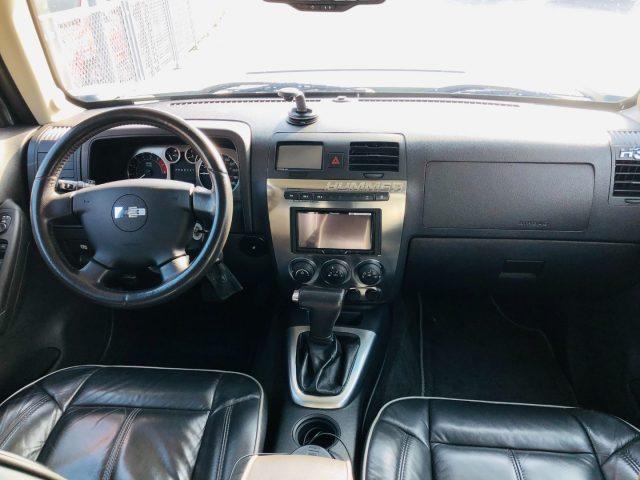 Immagine di HUMMER H3 3.7 aut. Luxury pelle + gancio traino