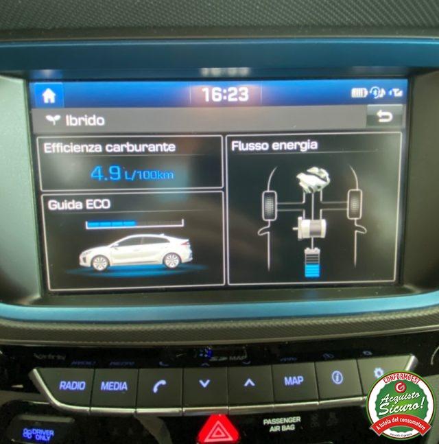 Immagine di HYUNDAI Ioniq 1.6 Hybrid DCT STYLE IBRIDA AUTOMATICA