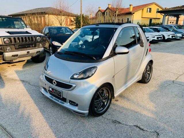 SMART ForTwo 1000 75 kW Cabrio BRABUS - MOTORE NUOVO -
