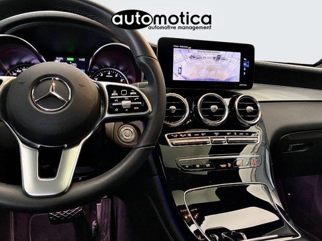 Immagine di MERCEDES-BENZ GLC 300 4Matic Coupé EQ-Boost Business