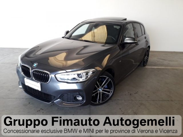 BMW 125 d Msport Aut.