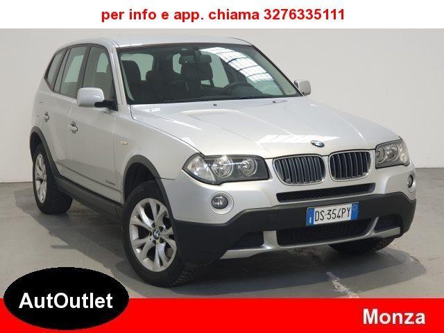 BMW X3 xDrive20d Eletta  4X4 EU4 FAP