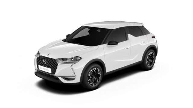 DS AUTOMOBILES DS 3 Crossback BIANCO ASSOLUTO pastello
