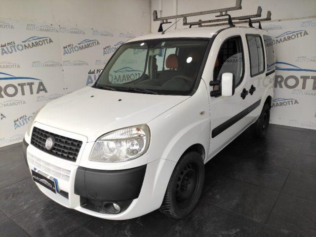 FIAT Doblo Doblò 1.9 MJT 120 CV Dynamic N1