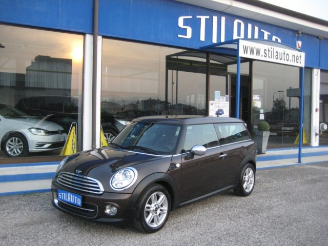 MINI Clubman Marrone metallizzato