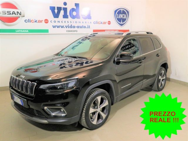 JEEP Cherokee 2.2 Mjt AWD Active Drive I Limited