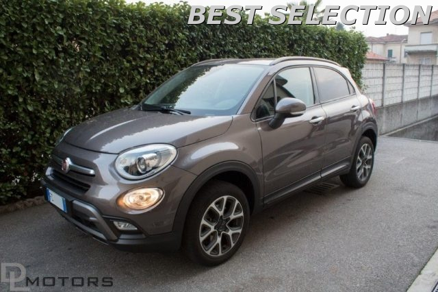 FIAT 500X 1.4 MultiAir 170 CV AT9 4x4 Cross Plus IVA ESPOSTA