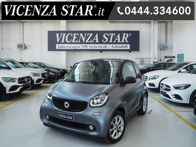 SMART ForTwo 90 0.9 Turbo Twinamic Passion