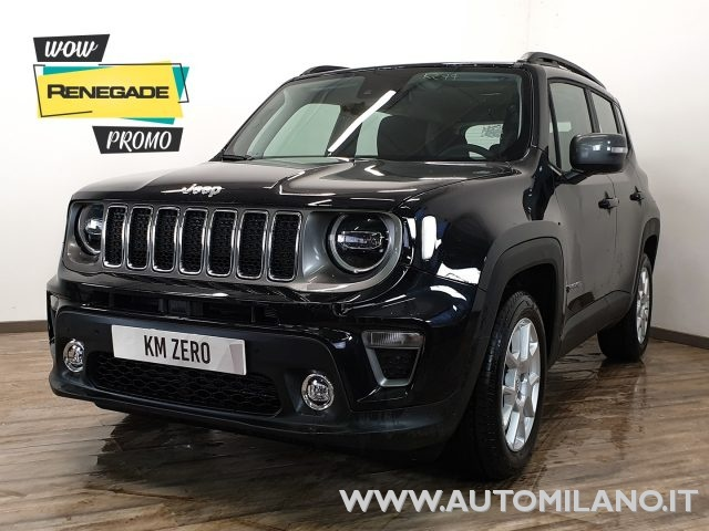 JEEP Renegade Nero metallizzato
