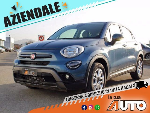 FIAT 500X CROSS 1.3 MJT 95CV CITY CROSS