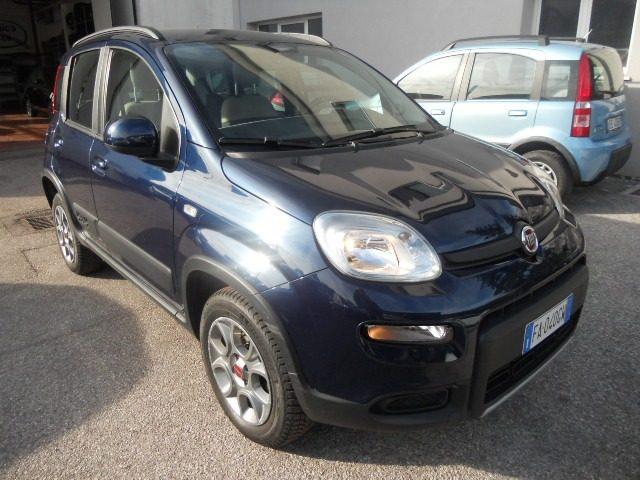FIAT Panda 1.3 MJT S amp;S Wild Gancio Traino Carrello Appendice Usato