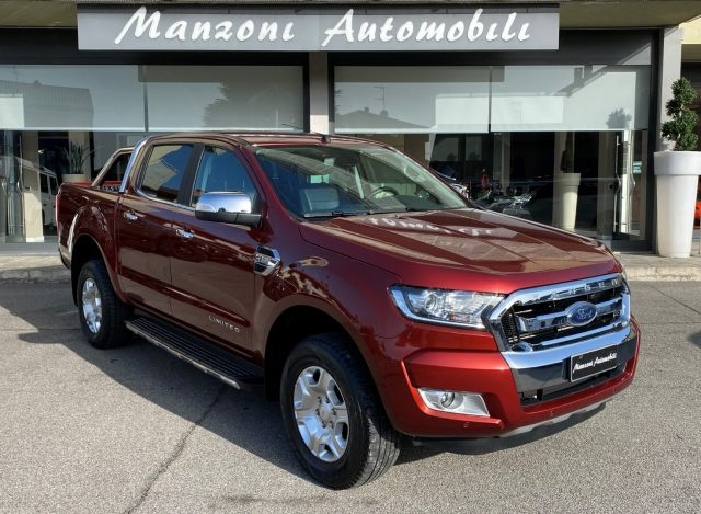 FORD Ranger BORDEAUX metallizzato