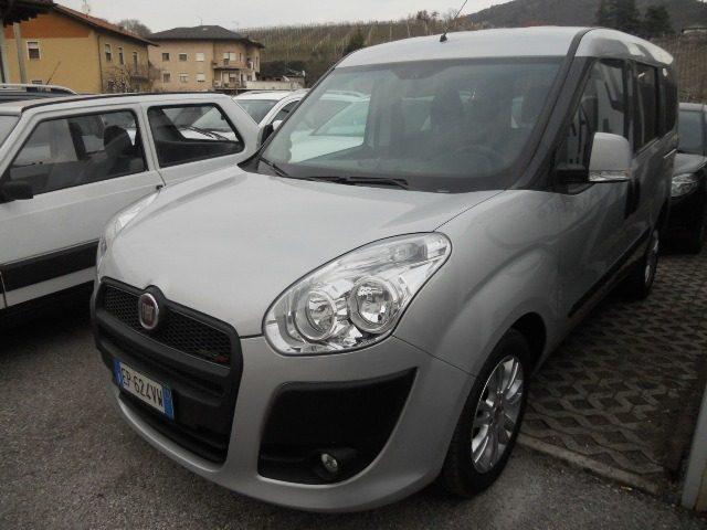 FIAT Doblo Doblò 2.0 MJT 16V Emotion 7 POSTI 135 CV