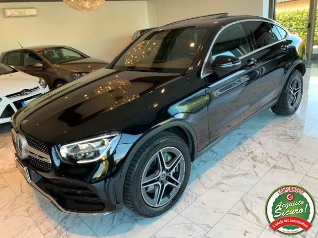 MERCEDES-BENZ GLC 200 Coupé 197cv EQ-Boost Ibrida Premium AMG 4-Matic