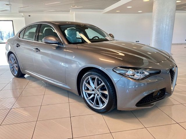 ALFA ROMEO Giulia 2.2 Turbodiesel 190 CV AT8 Ti  Km 0 Full Optionals