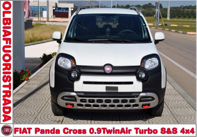 FIAT Panda Cross 0.9 TwinAir Turbo S amp;S 4x4