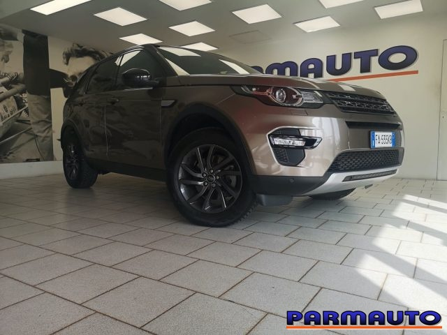 LAND ROVER Discovery Sport 2.2 SD4 HSE*/*PELLE*/*NAVI*/*LED*/*