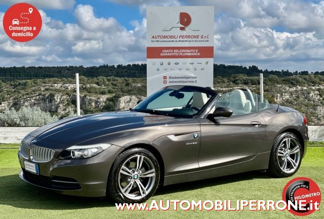 BMW Z4 Havanna brown metallizzato