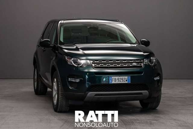 LAND ROVER Discovery Sport 2.0 TD4 150CV Pure awd