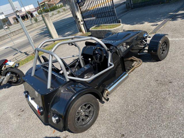 LOTUS Super Seven MK INDY RR PERSONALIZZATA by Gandin Motors