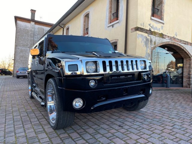HUMMER H2 6.0 SUPER ACCESSORIATO by Gandin Motors