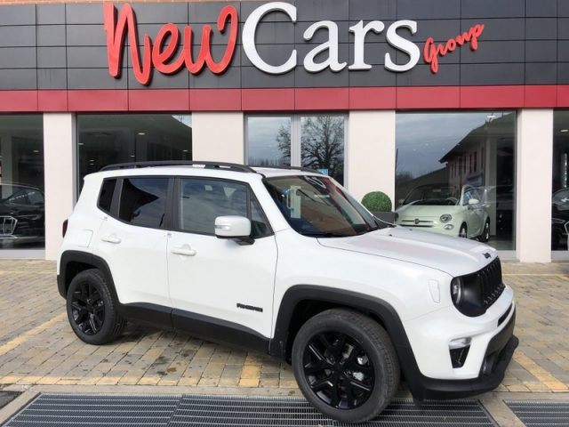 JEEP Renegade 1.0 T3 LIMITED BLACK LINE PACK-FULL LED-ACC-18 quot;