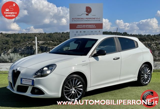 ALFA ROMEO Giulietta 1.6 JTDm-2 120cv Sprint (LED/Xeno/DNA/BT)